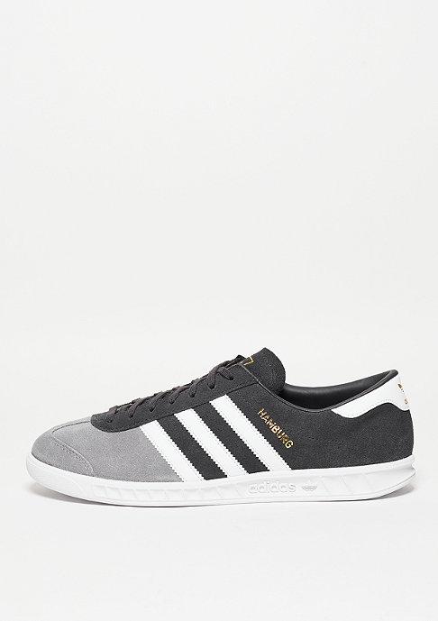 adidas Schuh Hamburg solid grey/white/grey
