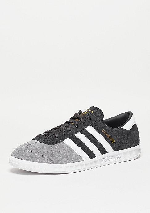 adidas Hamburg solid grey/white/grey