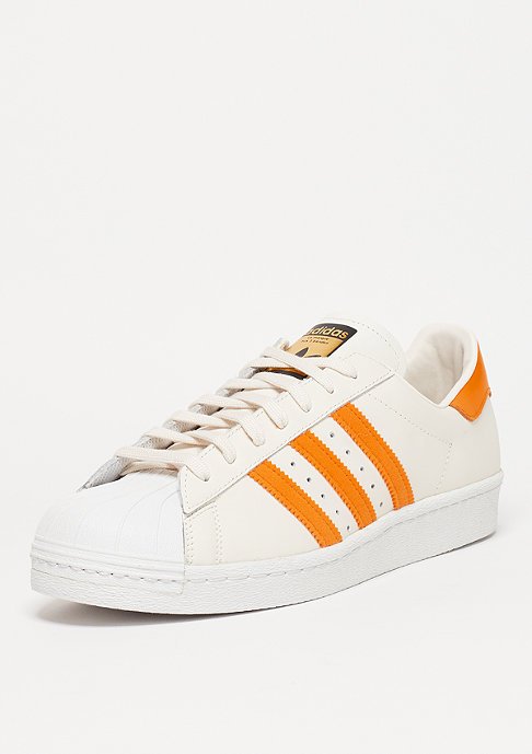 adidas Superstar 80s off white/equipment orange/core black