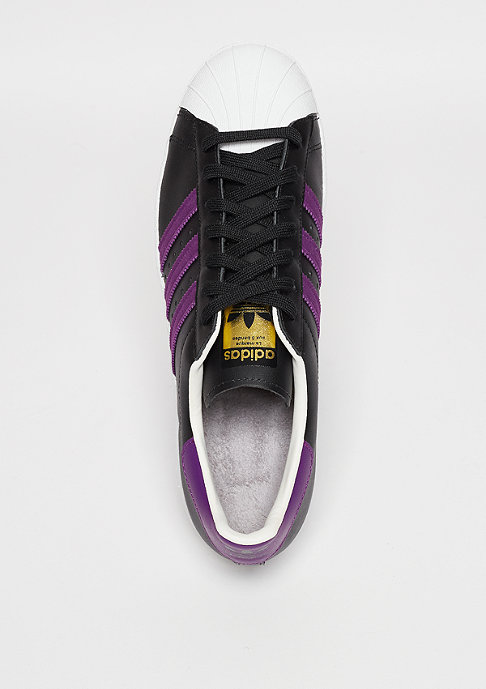 adidas Superstar 80s core black/core black/white