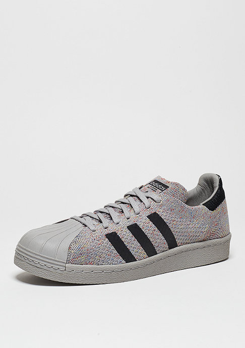 adidas Schuh Superstar 80s Primeknit solid grey/solid grey/white