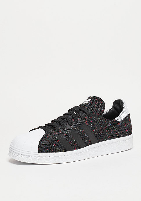 adidas Superstar 80s Primeknit core black/white/white