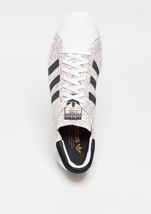 adidas Schuh Superstar 80s Primeknit white/white/core black