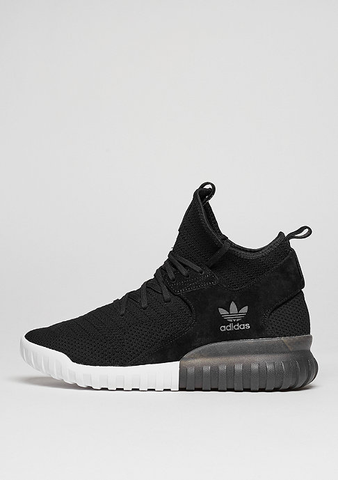 adidas Tubular X Primeknit core black/dark grey/vintage white
