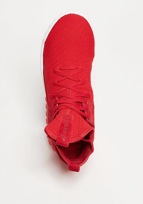 adidas Tubular X Primeknit scarlet/collegiate burgundy/white