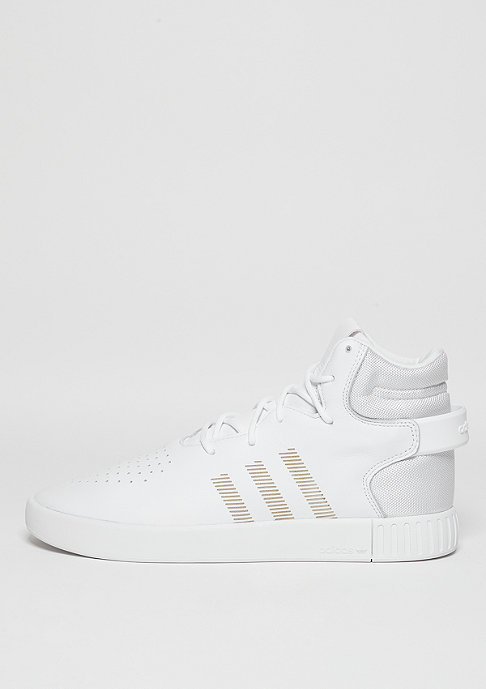adidas Schuh Tubular Invader white/white/chalk white