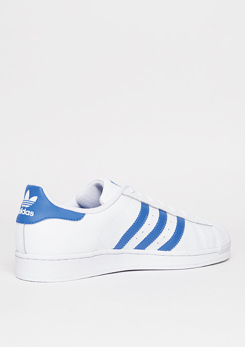 adidas Schuh Pro Model white/ray blue/ray blue