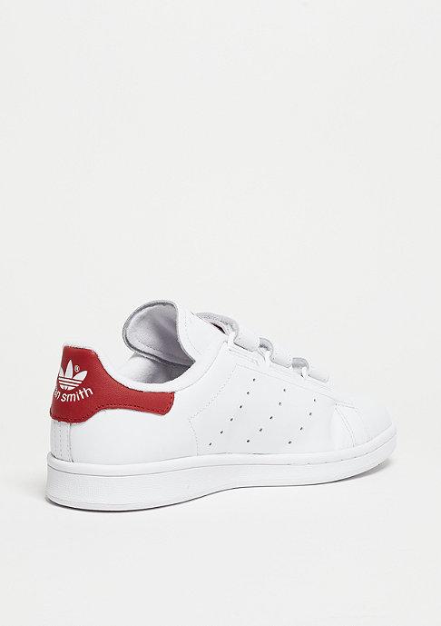 adidas Schuh Stan Smith CF white/white/scarlet