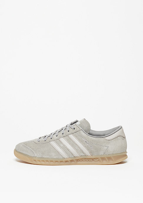 adidas Hamburg clear granite/clear grey/gum