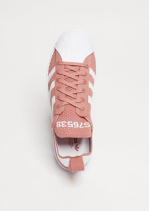 adidas Superstar 80s Primeknit raw pink/white/raw pink