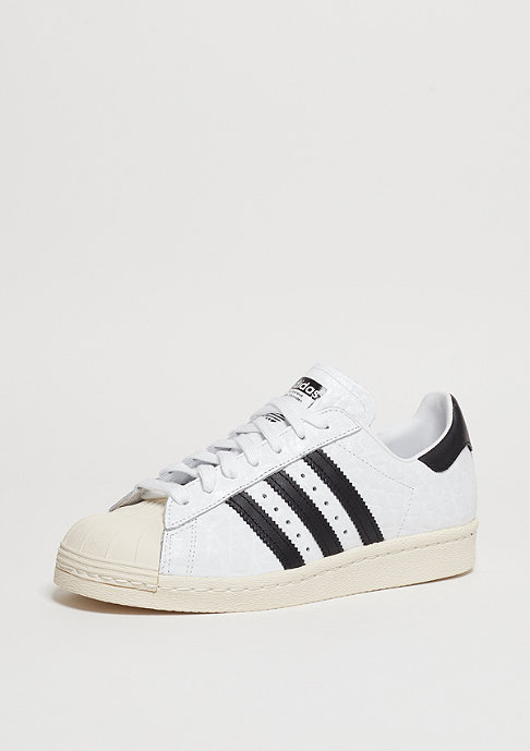 adidas Superstar 80s white/core black/off white