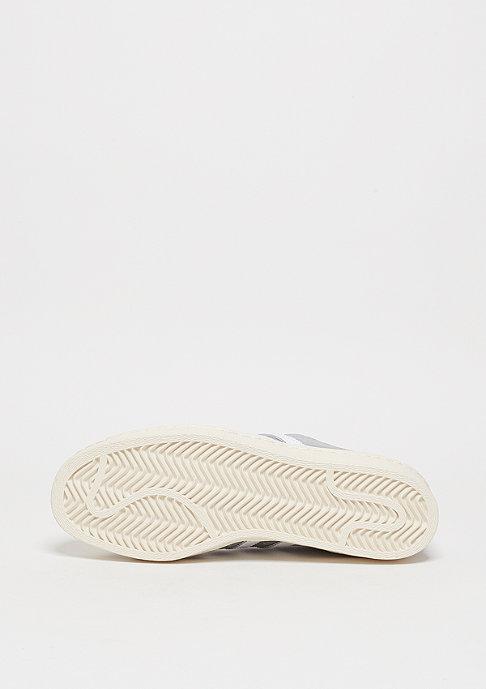 adidas Superstar 80s matte silver/white/white