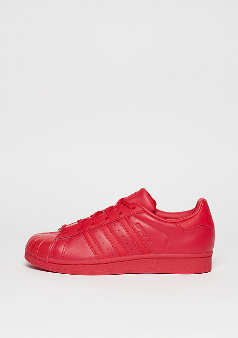 adidas Superstar Glossy Toe ray red/ray red/core black