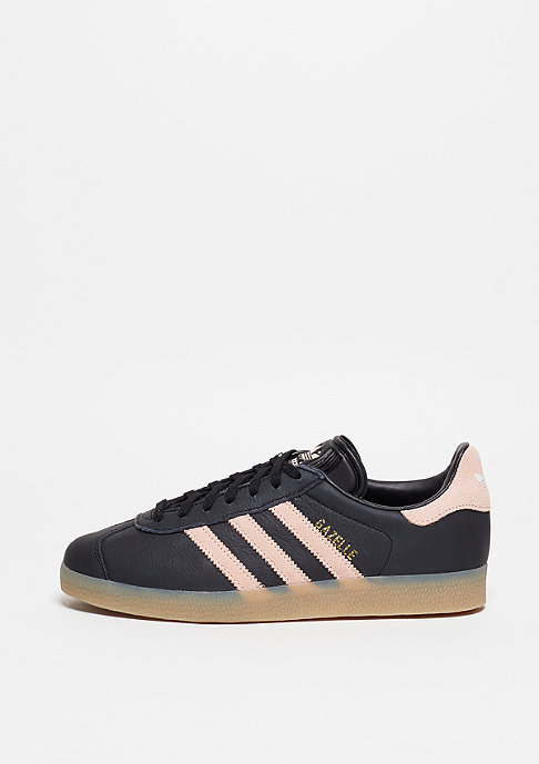 adidas Gazelle core black/vapour pink/gum