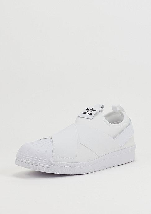 adidas Superstar Slip On white/white/core black