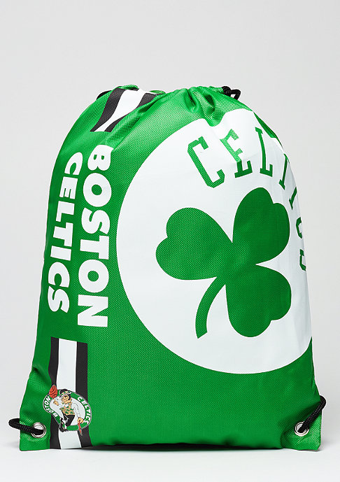 Forever Collectibles Cropped Logo NBA Boston Celtics green