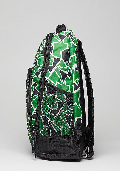Forever Collectibles Rucksack Camouflage NBA Boston Celtics green