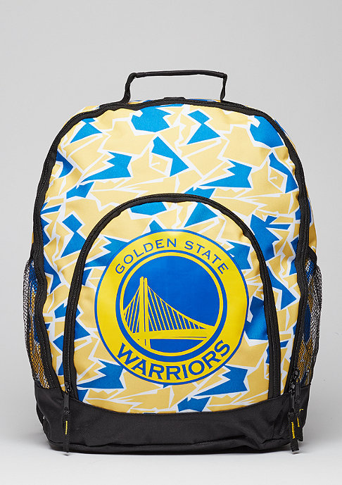 Forever Collectibles Camouflage NBA Golden State Warriors yellow
