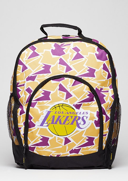 Forever Collectibles Camouflage NBA Los Angeles Lakers yellow