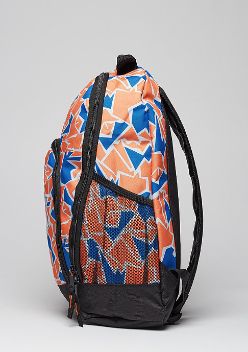 Forever Collectibles Rucksack Camouflage NBA New York Knicks orange