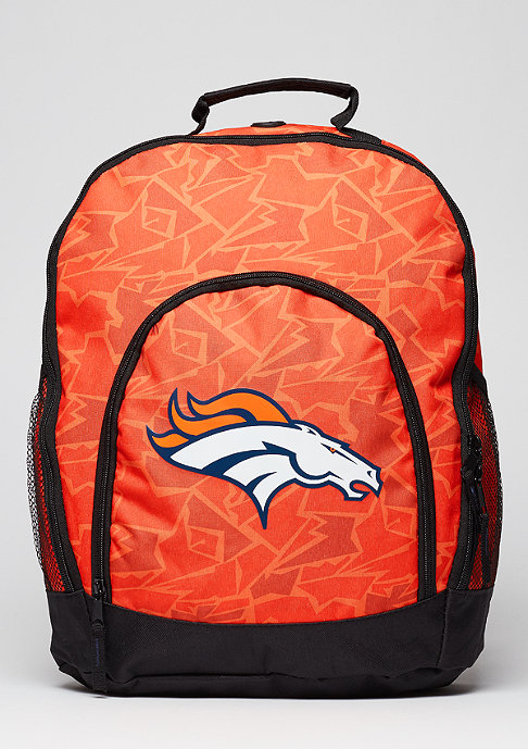 Forever Collectibles Rucksack Camouflage NFL Denver Broncos orange