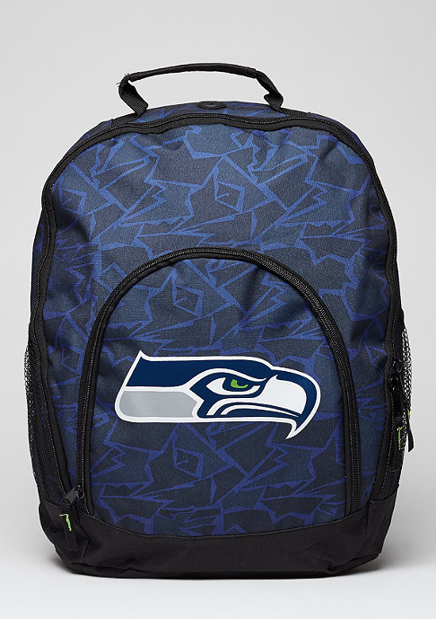 Forever Collectibles Rucksack Camouflage NFL Seattle Seahawks blue