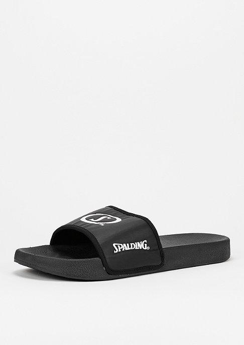 Spalding Badepantolette black