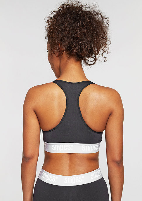 SNIPES Bra Sports black