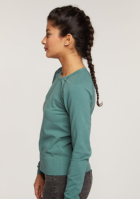 SNIPES Sports longsleeve shirt green