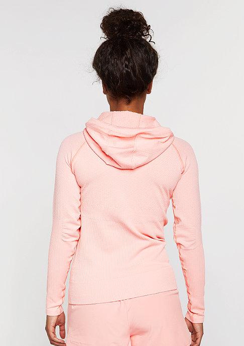 SNIPES Hooded Sports Sweatshirt roze