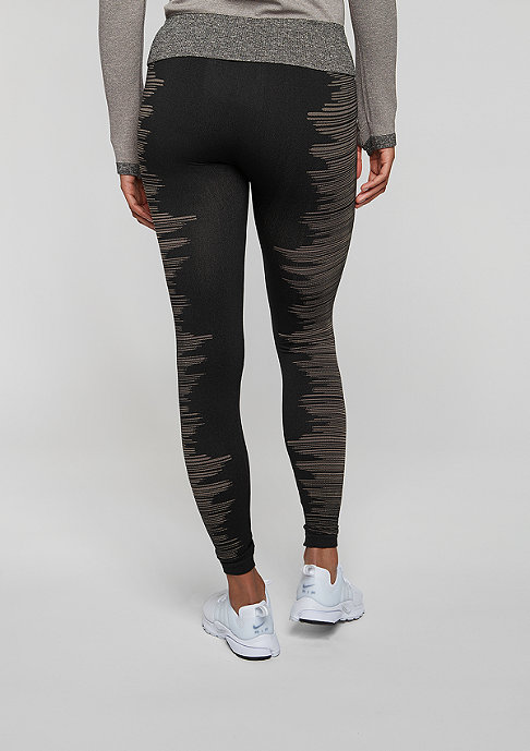 SNIPES Leggings black/taupe