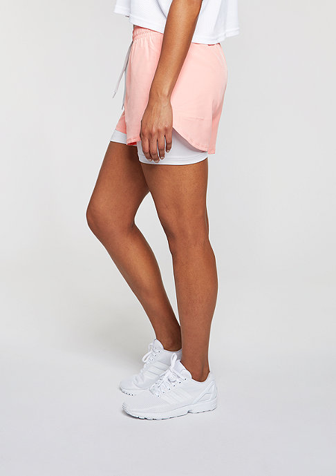 SNIPES Sport-Short rose/grey