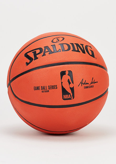 Spalding NBA Gameball Replica orange