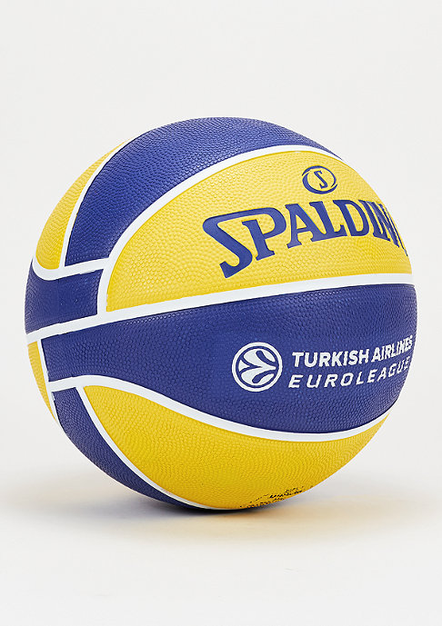 Spalding EL Team Fenerbahce Istanbul yellow/blue