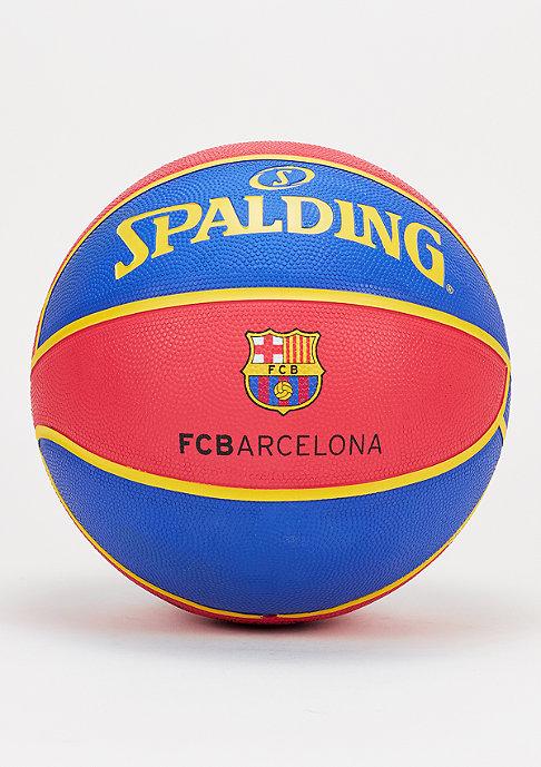 Spalding EL Team FC Barcelona royal/red