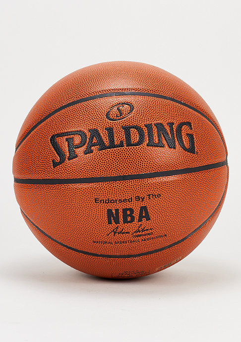 Spalding NBA Silver InOut orange