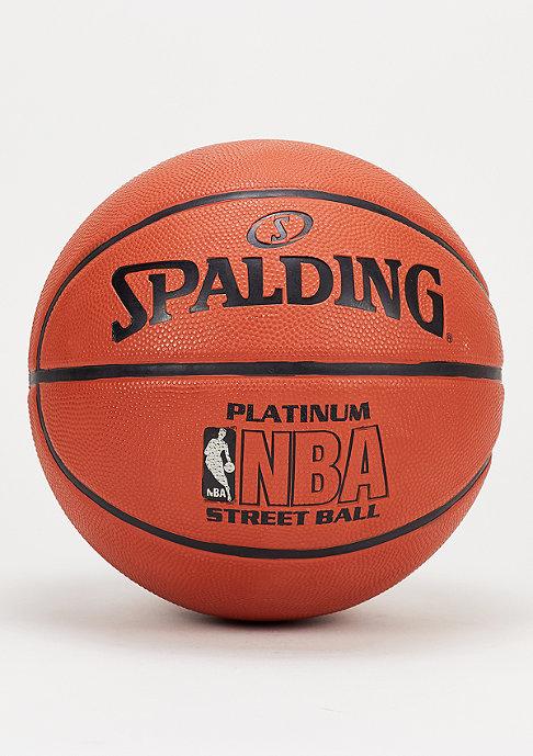 Spalding NBA Platinum Streetball orange