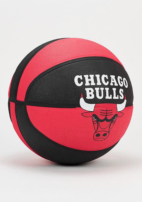 Spalding NBA Team Chicago Bulls red/black