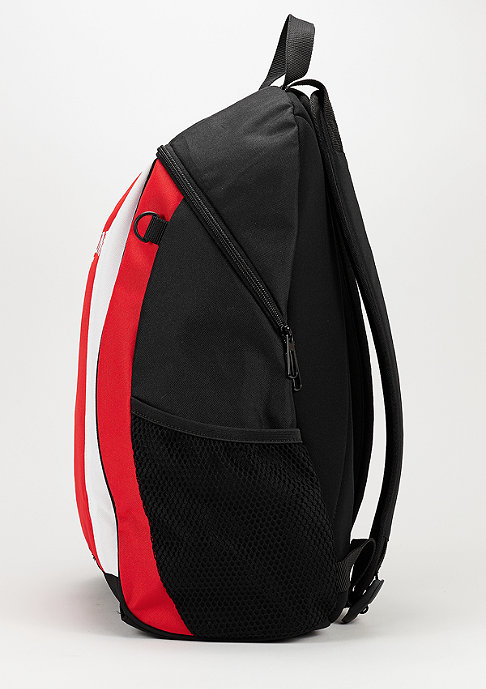 Spalding Backpack red/black/white