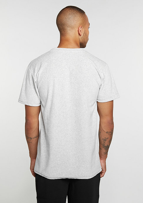 DRMTM DRMTM Tee Savage light grey melange