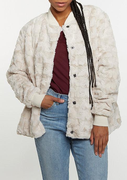 Flatbush Fur Blouson beige