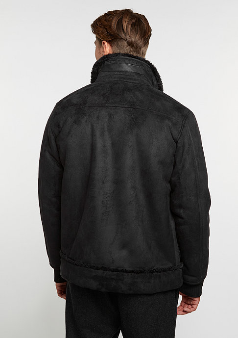 Flatbush Aviator Jacket black