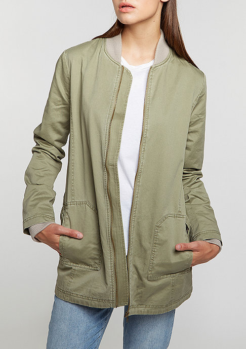 Flatbush Übergangsjacke Cotton Blouse light taupe