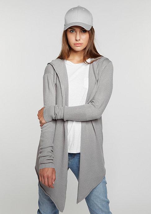 Flatbush Strickpullover Knit Cardigan light grey