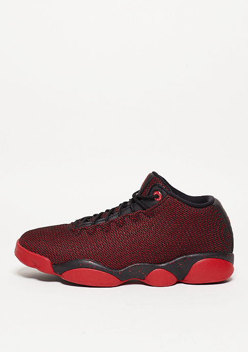JORDAN Horizon Low black/gym red/white