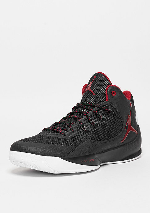 JORDAN Rising High 2 black/gym red/white