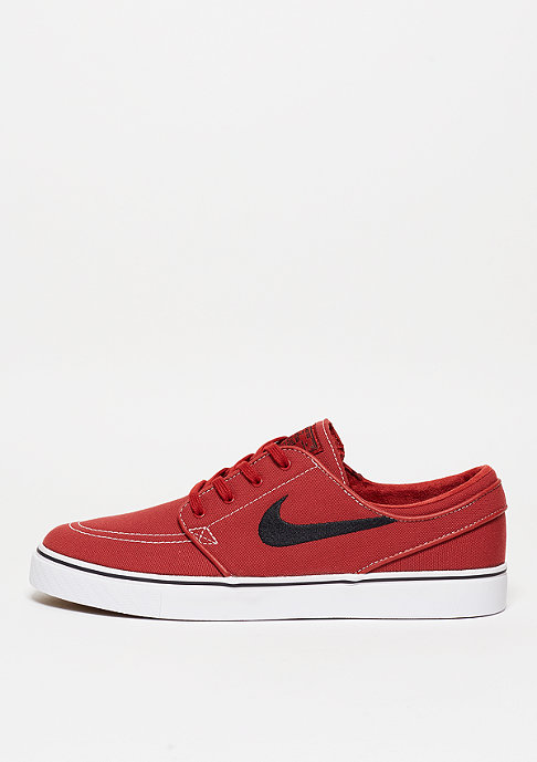 NIKE SB Air Zoom Stefan Janoski Canvas dark cyan/