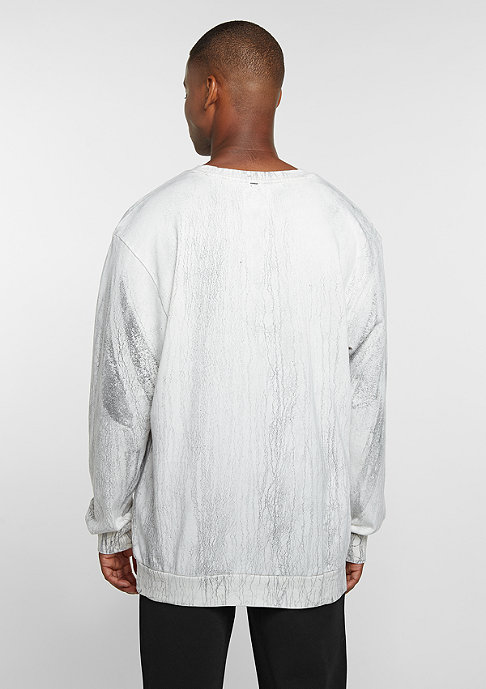 DRMTM Sweatshirt Crew Thing off white