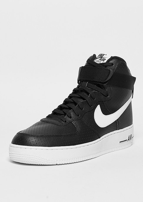 NIKE Air Force 1 Hogh 07 black/white/white