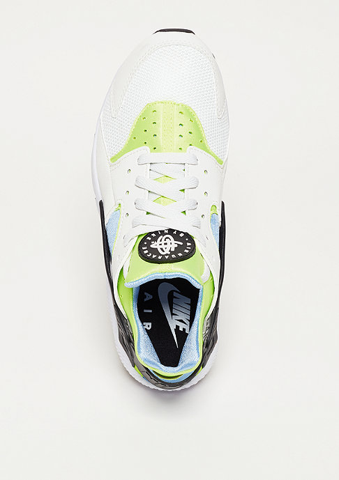 NIKE Air Huarache off white/barely volt/volt
